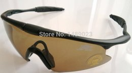 Wholesale-bicycle riding glasses  Tactical sunglasses \ outdoor spectacles\goggle \with box\ free Shipping