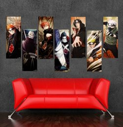 Wholesale XL size japanese animation Naruto cartoon sticker paper poster decoracao x170cm x66 inch