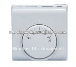 Wholesale Floor Heating System Temperature Control regulator Saipwell SP central Air condition house room Mechanical thermostat