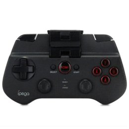 iPega Wireless Bluetooth Game Controller Gamepad for iPhone iPad Samsung iOS Android Tablet PC gamepad control clock