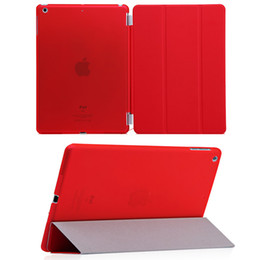 iPad Air 2 Leather Smart Cover Wake & Sleep Stand Magnetic Case For 7.9'' Apple iPad Mini 2 3 4 Tablet PC Laptop Flip Folio Covers