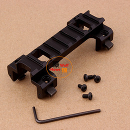Wholesale Hunting Military Tactical MP5 G3 GSG5 GSG A5 Claw Rail Scope Sight Mount Aluminum