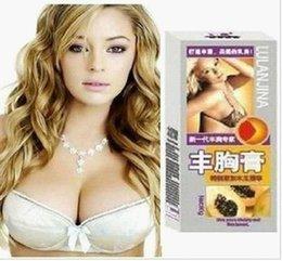Wholesale On sale Lulanjina papaya whitening breast enhancement cream g breast enlargement cream