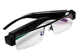 Wholesale Best sale Spy Glasses camera hidden camera glasses camera FULL HD P NEW video recorder mini DVR sunglass V13 eyewear DV support TF card
