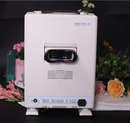 PRO brand new 110-220V Skin Analyzer Scanner diagnosis system facial skin scope beauty machine