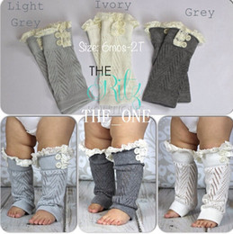 baby lace leg warmers lace knit leg warmers Crochet lace trim legwarmers baby Boot Cuffs cover socks Button Lace Leg Warmers free shipping