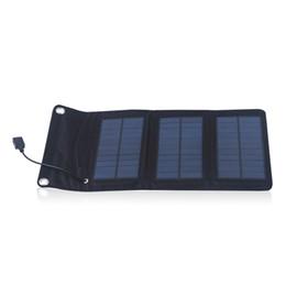 F14657 5.5V 5W складной складной портативный солнечный панель мобильного телефона зарядное устройство комплект солнечный кемпинг мобильный MP4 камера USB зарядное устройство + FS от Производители панель раз