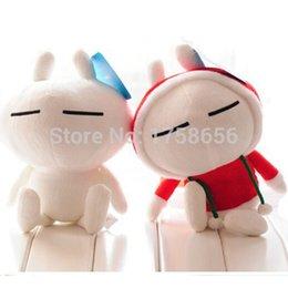 Wholesale CM New Arrival Stuffed Dolls Plush Toys Tuzki Rabbit Lovely Rabbit Hot Sale High Quality P128