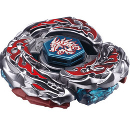 BAYBLADE 4D RAPIDITY METAL FUSION Spinning Top Toy Set L-Drago Destroy (Destructor) Metal Fury 4D BB108
