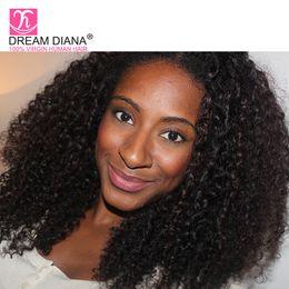 Kinky Curly Brazilian Virgin Hair With Closure Ali Queen Brazilian Hair 3 Bundles With Weaves Closure Human Hair Weave Hot Love