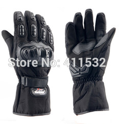 Wholesale Windproof waterproof Winter Thick Warm Protective Armed Climbing Bicycle Racing Cycling Ski Motorcycle Gloves