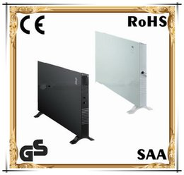 Wholesale high qualityInduction Heater Home Appliances Heating Wire Far Infrared Glass Panel Convector Heater With CE GS SAA UL ETL RoHS