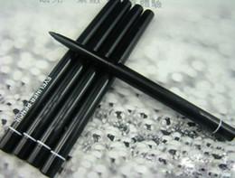 Wholesale free gift Hot selling Waterproof automatic black blue brown eyeliner pencil