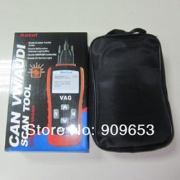 Wholesale-Fast free shipping----super quality autel vag405 code reader vag-405 scanner vag 405 obd2 can for VW AUDI selling best in stock