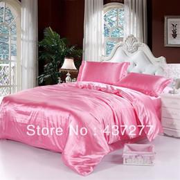 nias cottonsilk mosaico de ropa de cama de lujo de color rosa conjuntos de edredn conjunto textil tc edredn edredn de la cama cubierta de hoja de