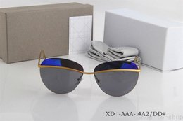 Top quality fashion men glasses outdoor sunglasses Double colors lens brand design come with boxes sunglasses #619 AAA