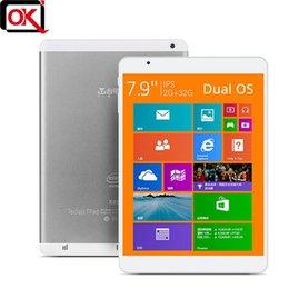 Wholesale Teclast X89 Dual Boot Windows Android Intel Bay Trail T Z3735F Tablet PC inch IPS Screen X1536 GB GB