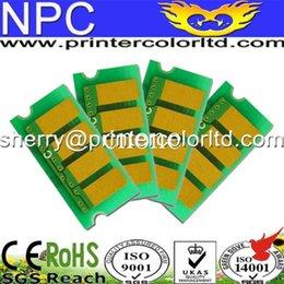 Wholesale compatible color cartridge spaer parts refilled for Smart toner CHIP For Ricoh Aficio SP C220 C222 laser printer