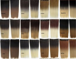 Wholesale South Korea s new card gradient directly A type of high temperature wire straight hair free fast send free