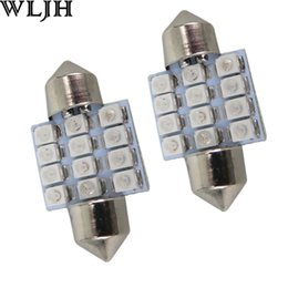 Wholesale Extremely Bright Chips inches mm DE3175 DE3021 DE3022 LED Bulbs Warranty Highest quality led bulb Interior Dome Map Lights