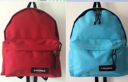 Wholesale eastpack sac a dos femme homme eastpaked school bag east pack bag rusk backpacks