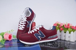 Wholesale 2015NEW BALANCE Hot sold New Balance Man and Woman Breathable Mesh Movement Hombre Mujeres Dropship Fashion size EUR36 EUR44