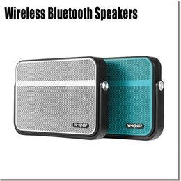Wholesale Hot Selling W KING T9 Portable Ultra Slim NFC Wireless Handsfree Speaker Bluetooth Outdoor Player Speaker