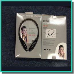Wholesale Universal wireless bluetooth earphone colorful HB stereo headset wireless wearing style headphone sport headphone in retail box