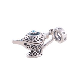 Wholesale Aladdin and His Wonderful Lamp jewelry Silver bracelets for women Occasions sterling silver charms fit European Bracelets No90 X012