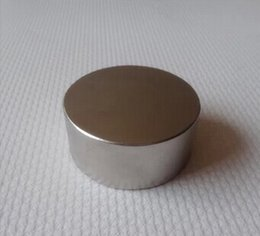 Neodymium Magnet N52 disc 45X25mm Rare Earth Magnets Neodymium Magnets Block free shipping