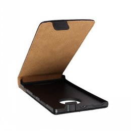 For Nokia Lumia 830 Texture Genuine Flip Leather Case Cover