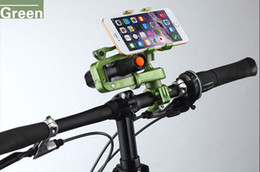 Wholesale 1PCS DHL phone and torch holder Mount kits supporter for Bicycle and motorbike and motorcycle no retail package