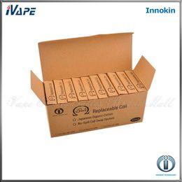 100% Original Innokin iTaste iSub Sub ohm Coil Heads Innokin iTaste iSub Sub Tanks Subohm Replaement Coils 0.2ohm 0.5ohm 2.0ohm