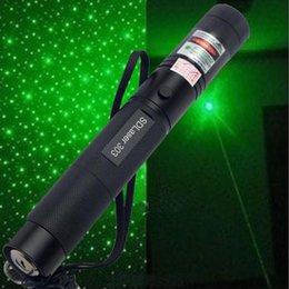 Wholesale Green Red Light Laser Pen Burning laser in1 Star Cap Pattern Laser Pointer Flashlight Burn Match Power for teaching meeting