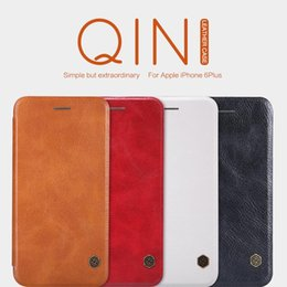 Wholesale Luxury Designer Iphone Wallet Case - Ultrathin Luxury PU Leather Phone Case Wallet Back Flip Covers for iPhone 6 Plus   6s Plus 5.5 inch Brand Designer with Box Top High quality