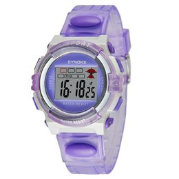 Wholesale New Arrival Sports Watches Life Waterproof Watches Digital Watche Multi Function Watches For Children Colors Watches