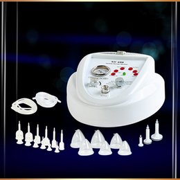 2016 hot sale high quality Newest Vacuum Breast Enlargement Machine CE nv-600 for salon use and home use