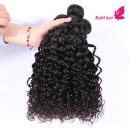 2017 24 profonds faisceaux de cheveux bouclés Peruvian Curly Virgin Hair Weave Unprocessed Virgin Indian Brazilian Hair Bundles Non Traité Malais Deep Deep Curly Hair Extensions 24 profonds faisceaux de cheveux bouclés sortie