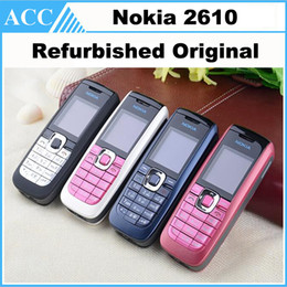 Wholesale Refurbished Original NOKIA Unlocked Bar GSM Mobile Phone Renew Cellphone Multi Language Sample Order Link