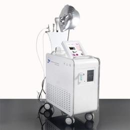 Wholesale Multipolar RF oxygen jet peel Skin care water for skin rejuvenation and wrinkle treatment Jet dermabrasion Oxygen led mask