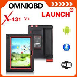 Wholesale Launch Distributor Original Launch X431 V Support Bluetooth Wifi Launch X V Plus Full System Free Update launch x431
