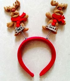 manny head band decoration christmas carnival festival holiday supplies party