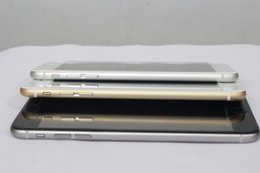 Wholesale Newest Unlocked Goophone i6s Plus V3 show G LTE Bit Dual Core MTK6572 GB GB quot Android GPS Smartphone