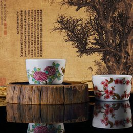 Wholesale High Quality Paired Beautiful China Tea Cups Gift giving Best Choice