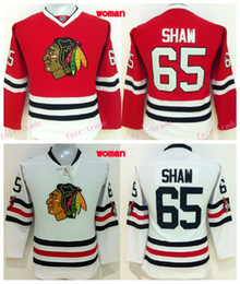 Wholesale Womens Chicago Blackhawks Jersey Andrew Shaw Red Home Stitched Cheap Authentic Women Hockey Jerseys Blackhawk