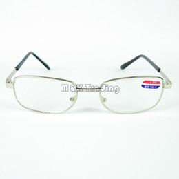 Common Metal Reading Glasses Full Frame Long-sightedness Eyeglasses For Older People Glasses Lenses Unisex Design 20pcs