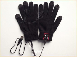 Wholesale Bluetooth Gloves Hi Fun Hi Call Headset Speaker Bluetooth Magic Talking Gloves for Moblie Phones
