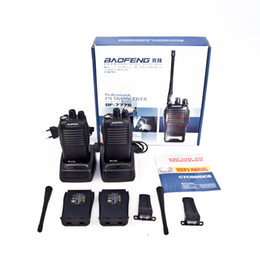 Wholesale BaoFeng Walkie Talkie BF s W Dual Band MHz FM Ham Two way Portable Radio Transceiver