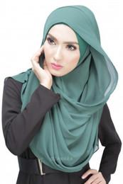 Hot sale Muslim Hijab Scarves 8 color scarf solid color high quality Infinity Scarfs Wraps Plain Colors Scarfs gift D528L