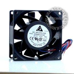 Wholesale New CM high speed automotive supercharger conversion A v PFB0812DHE fan violence mm